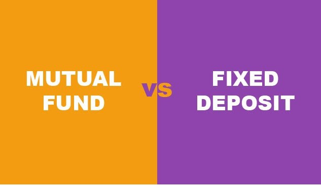 Mutual Funds v/s. Fixed Deposits