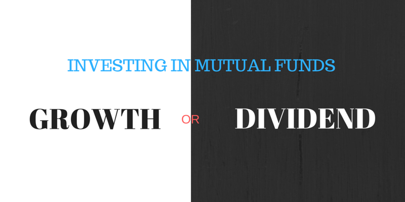 Dividend v/s Growth Option