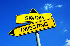 DIFFERENCE BETWEEN SAVINGS AND INVESTMENTS