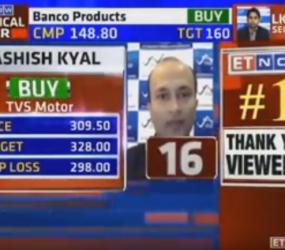 Stock Picks Grasim, Shriram Transport by Ashish Kyal on ET Now