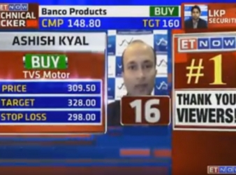 Stock Picks Grasim, Shriram Transport by Ashish Kyal on ET Now