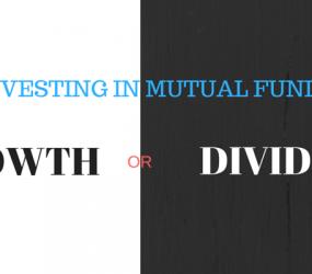 Dividend v/s Growth Option