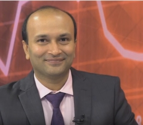 Is liquidity driving the Equity markets? – Rajyasabha TV interview of Ashish Kyal, CMT
