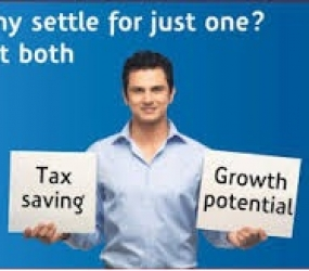 If Tax Saving is a priority….