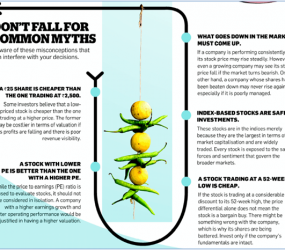 Don't Fall For Common Myths!!!