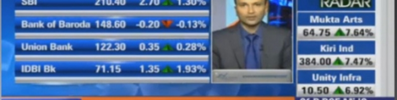 Stock Picks SBI, AXIS Bank, HFCL by Ashish Kyal on Zee Business