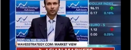 Technical view on Nifty and Stocks by Ashish Kyal in an interview with Bloomberg TV