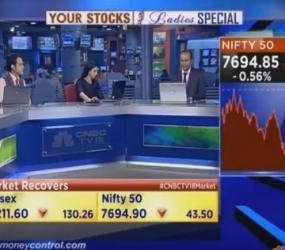 Technical Analysis on L&T, Godrej by Ashish Kyal on CNBC TV18
