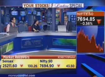 Technical Analysis on L&T, Godrej by Ashish Kyal on CNBC TV18