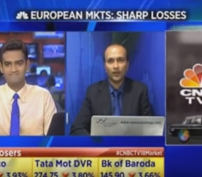 Tech picks BEML, Federal Bank, Colgate Palmolive, Auro Pharma by Ashish Kyal on CNBC TV18