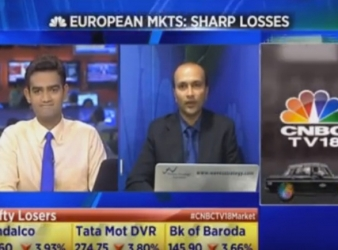 Tech picks BEML, Federal Bank, Colgate Palmolive, Auro Pharma by Ashish Kyal on CNBC TV18