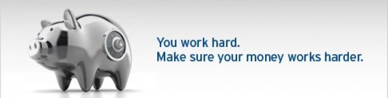 Let your money work harder than you….