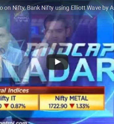 Video on Nifty, Bank Nifty using Elliott Wave