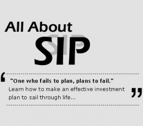 Small doses of SIP for healthy future!!